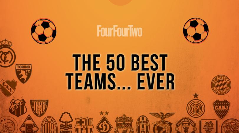 Independiente, Estudiantes, Boca y River figuran entre los cincuenta mejores equipos de la historia