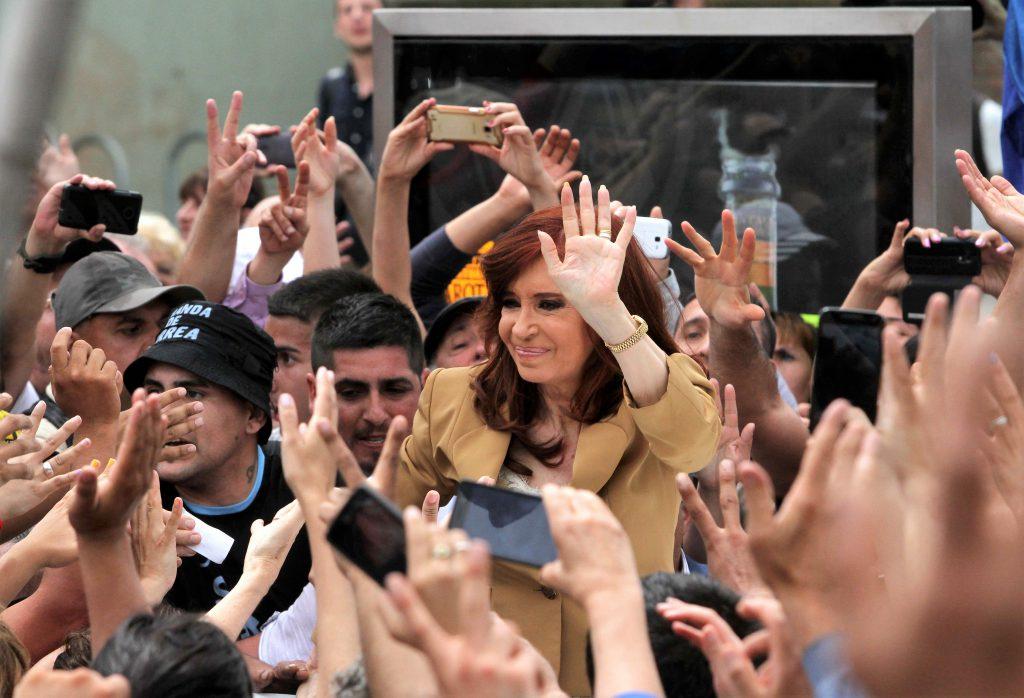 Justicia tasa domicilio de Cristina Fernández en el sur de Argentina
