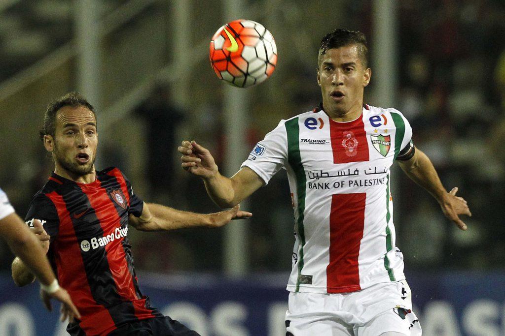Palestino va por la hazaña ante San Lorenzo — Copa Sudamericana