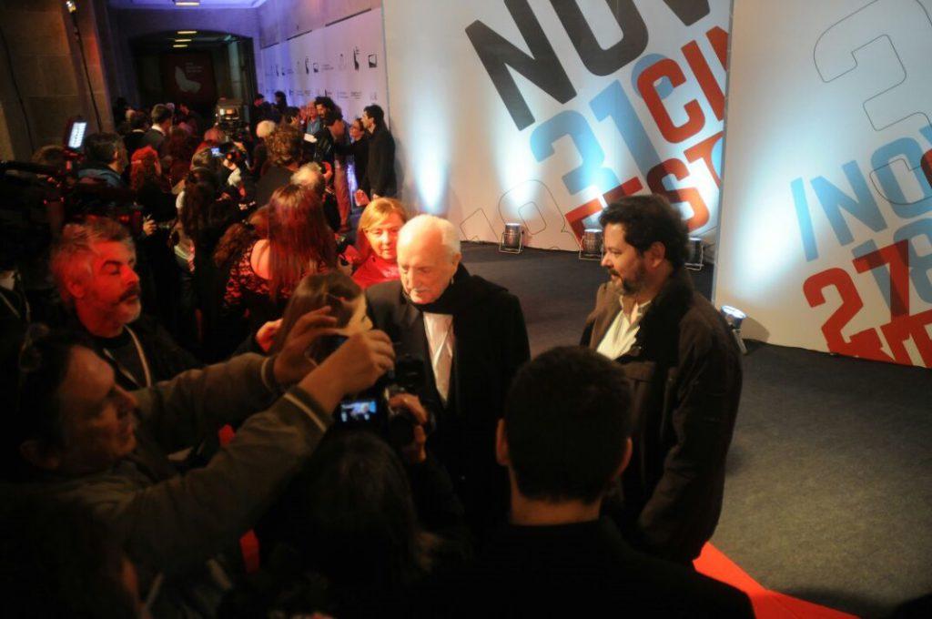 Resultado de imagen para alfombra roja festival de cine de mar del plata 2016
