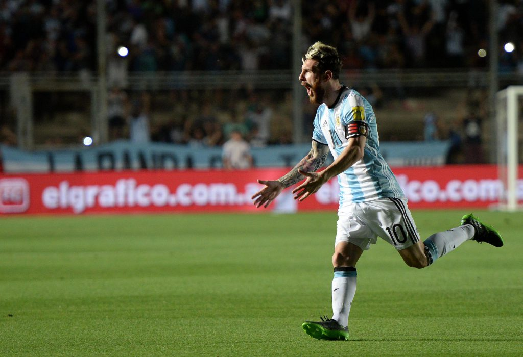 Con un Messi deslumbrante, Argentina venció a Colombia
