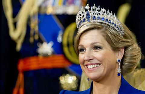 Máxima, Reina de Holanda, quien vendría este verano a Mar del Plata