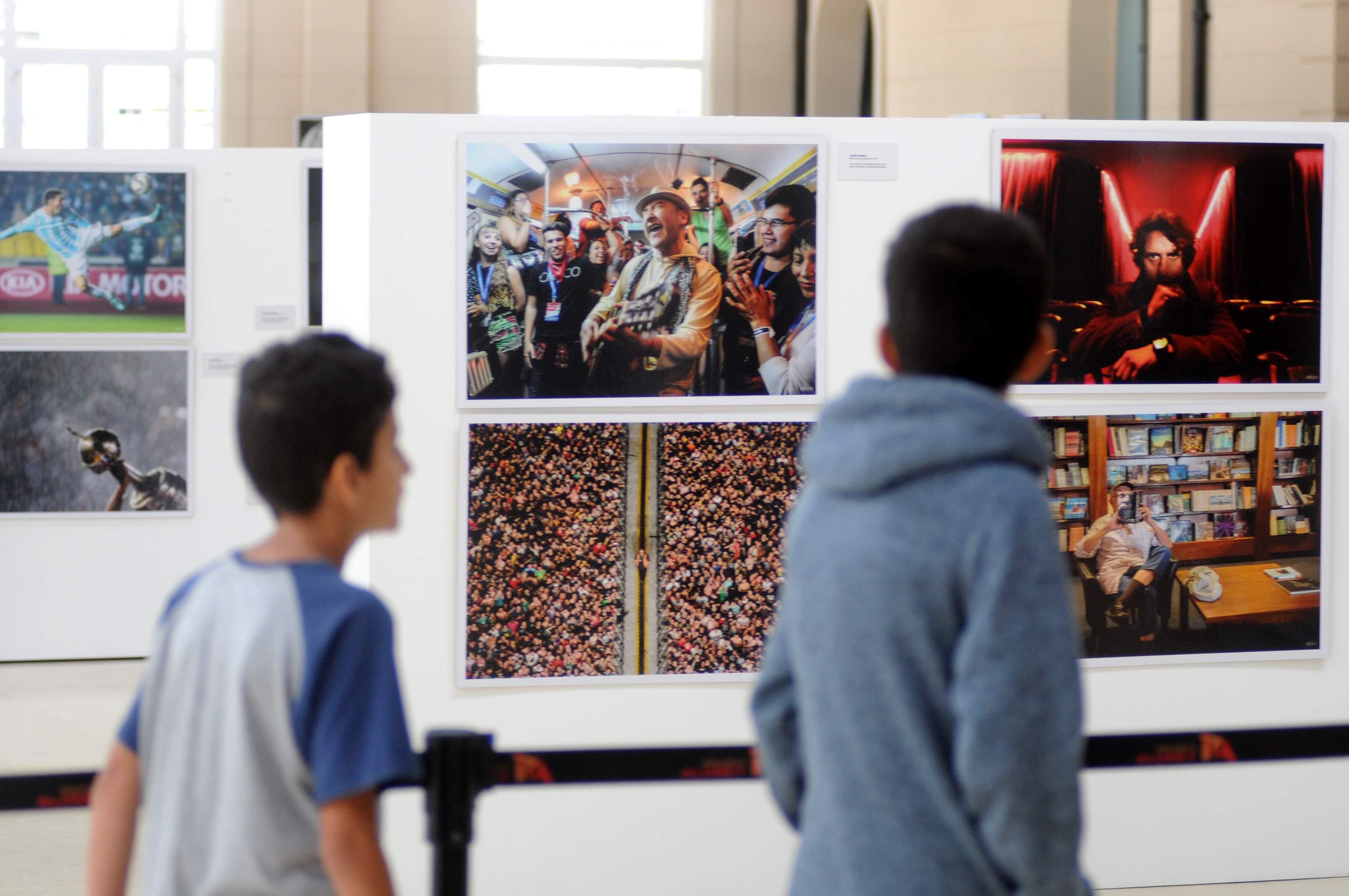 Imperdible, la muestra anual de fotoperiodismo argentino en el Paseo Aldrey