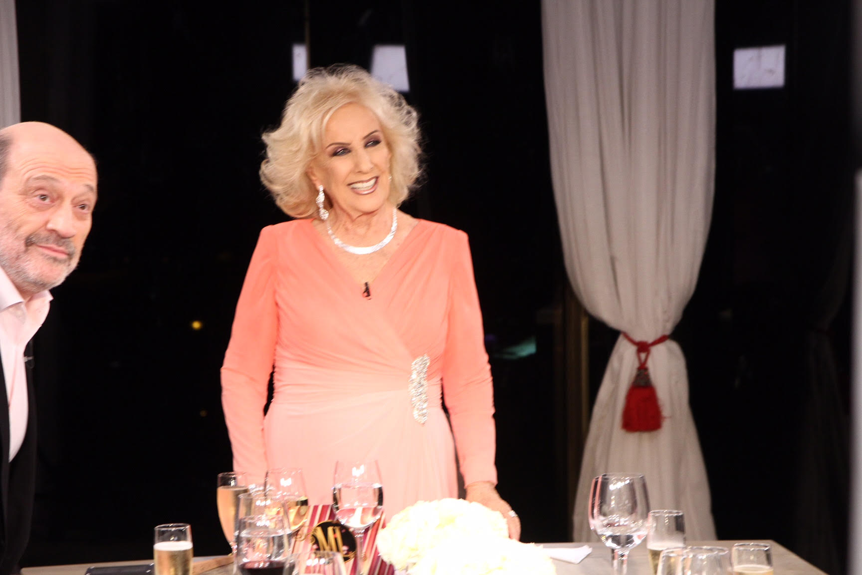 Mirtha Legrand, una firme defensora de Mar del Plata
