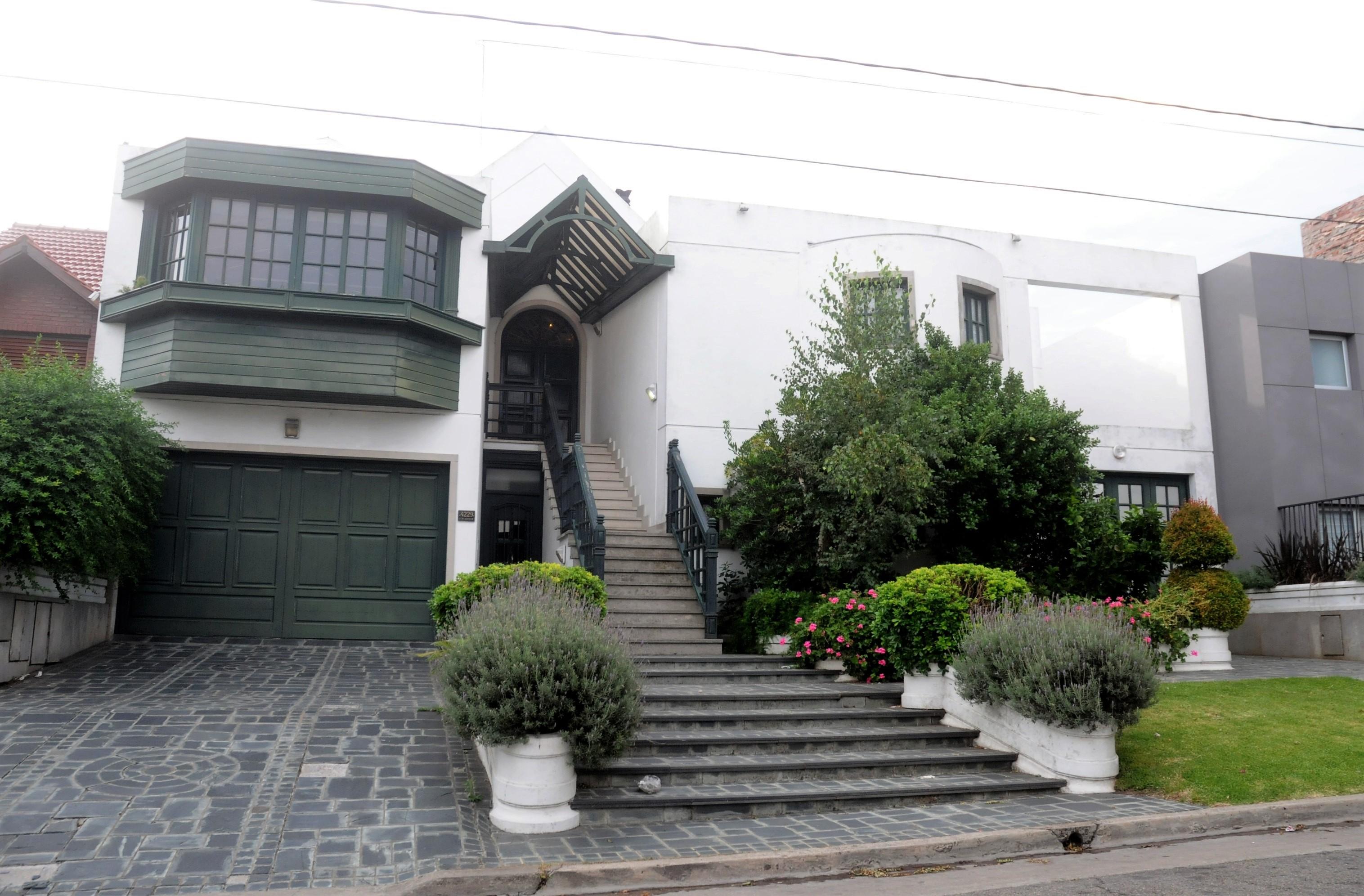 Otra de las viviendas denunciada por ruidos molestos es la ubicada al 4200 de Alvear.