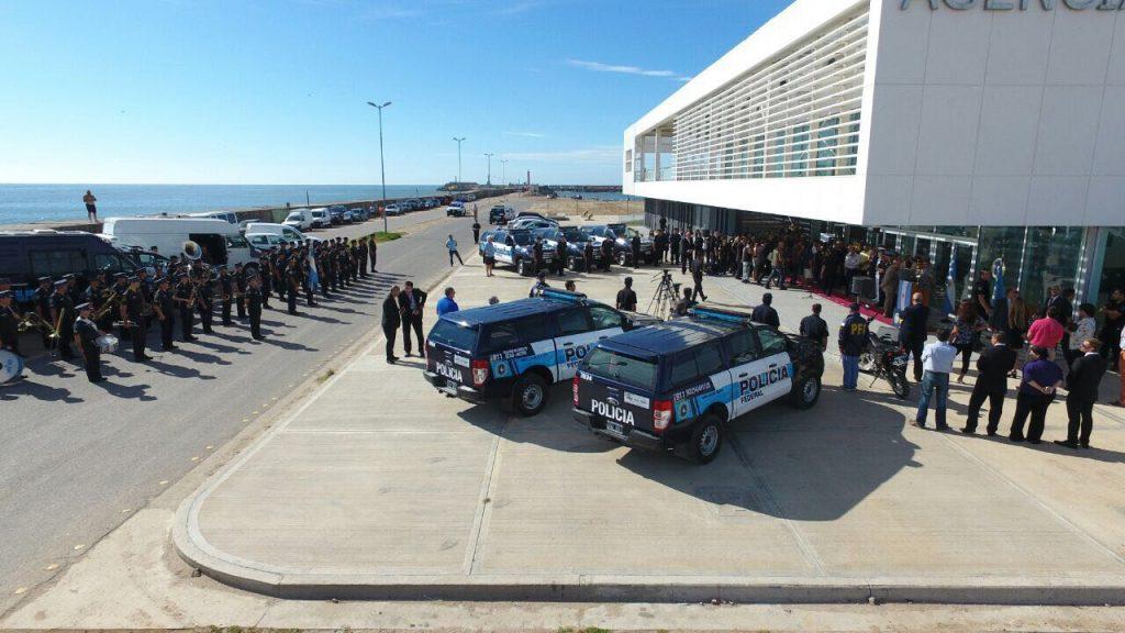 Bullrich Inaugur La Agencia Regional Federal De La Pfa En