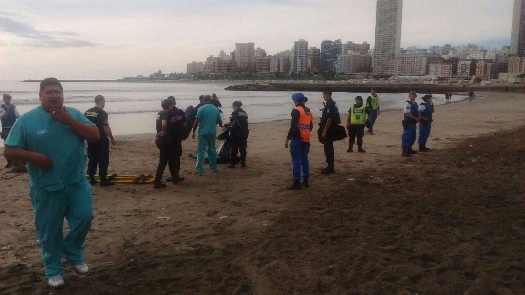 Un hombre murió ahogado tras una fuerte discusión en Mar del Plata