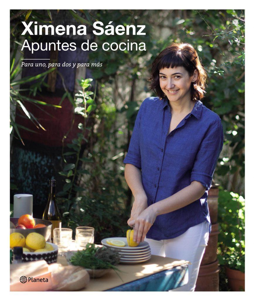 Ximena s enz y sus apuntes de cocina diario la capital - Libros de cocina originales ...