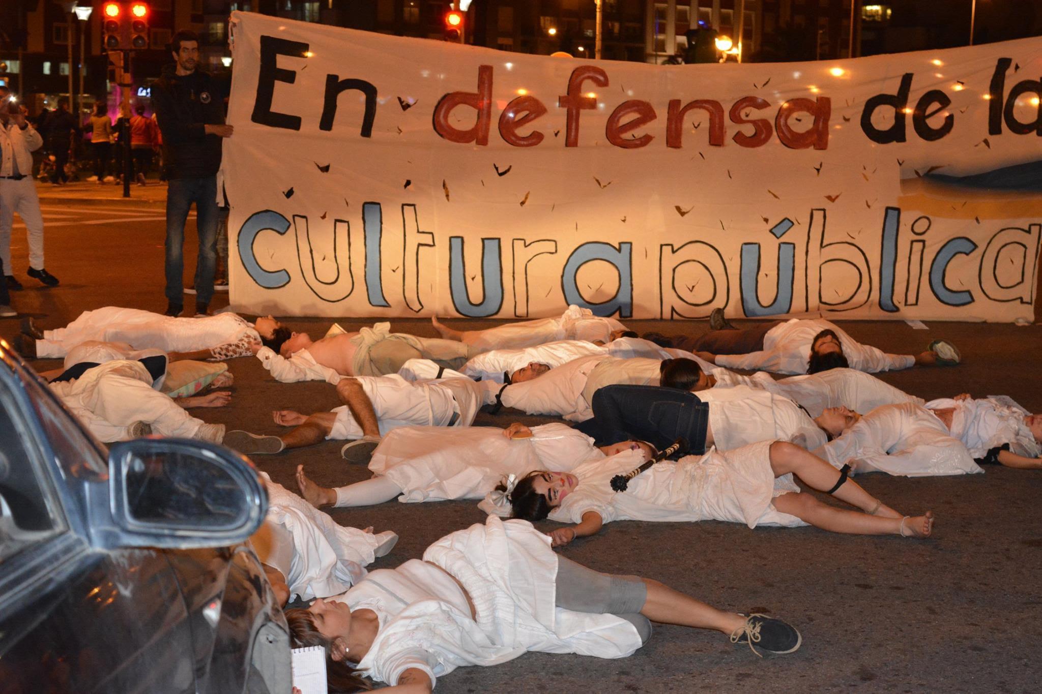 La polémica secretaria de Cultura, Silvana Rojas, eje de los cuestionamientos por la política del área.