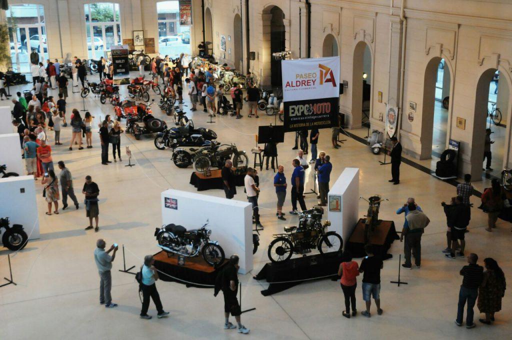 Inaugur Expomoto En El Paseo Aldrey Diario La Capital