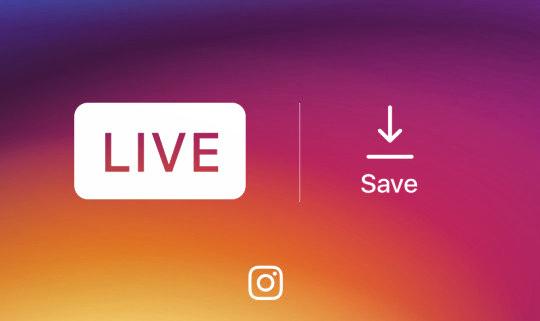 Instagram ya permite descargar vídeos en vivo y así podrás hacerlo