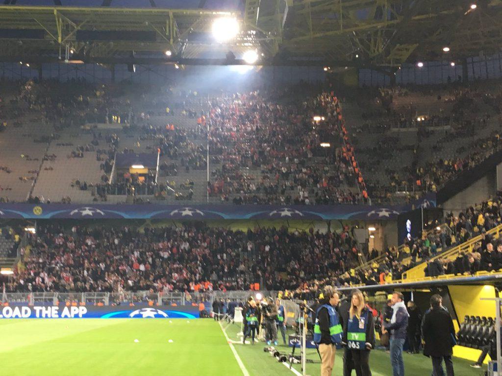 FIFA y UEFA condenan ataque contra el Borussia Dortmund