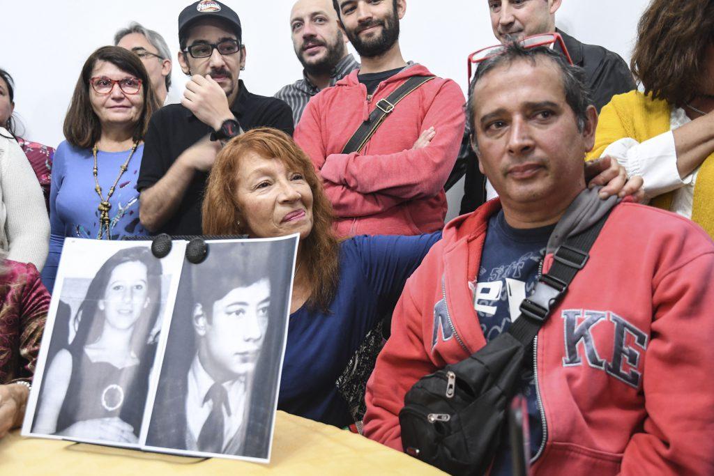 Las Abuelas de Plaza de Mayo anunciaron la recuperación del nieto 122