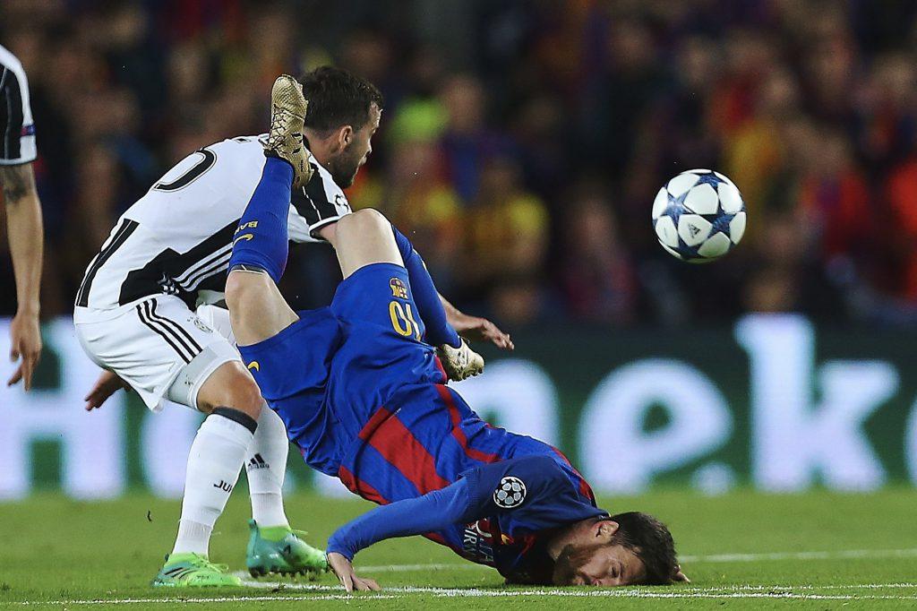 Preocupación en el Juventus por la fuerte lesión de Pablo Dybala