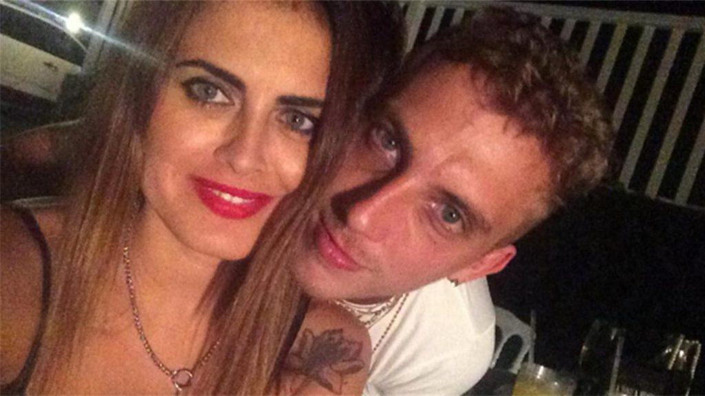 Silvina Luna y el Polaco se comprometieron — Enamoradísimos