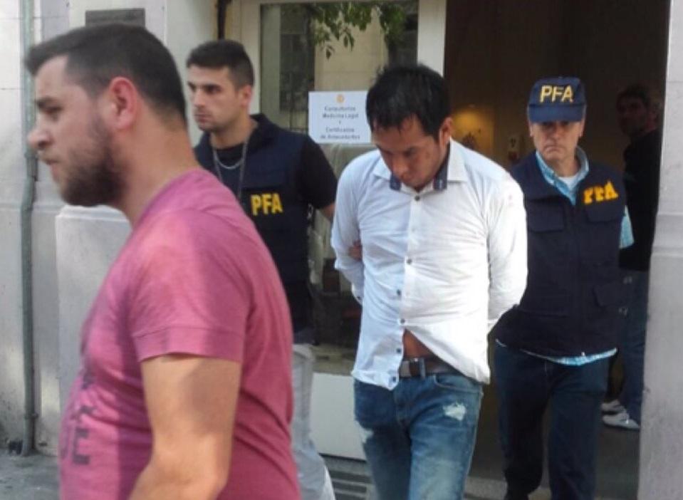 Detienen en Argentina a sicario peruano que escapó del hospital Carrión