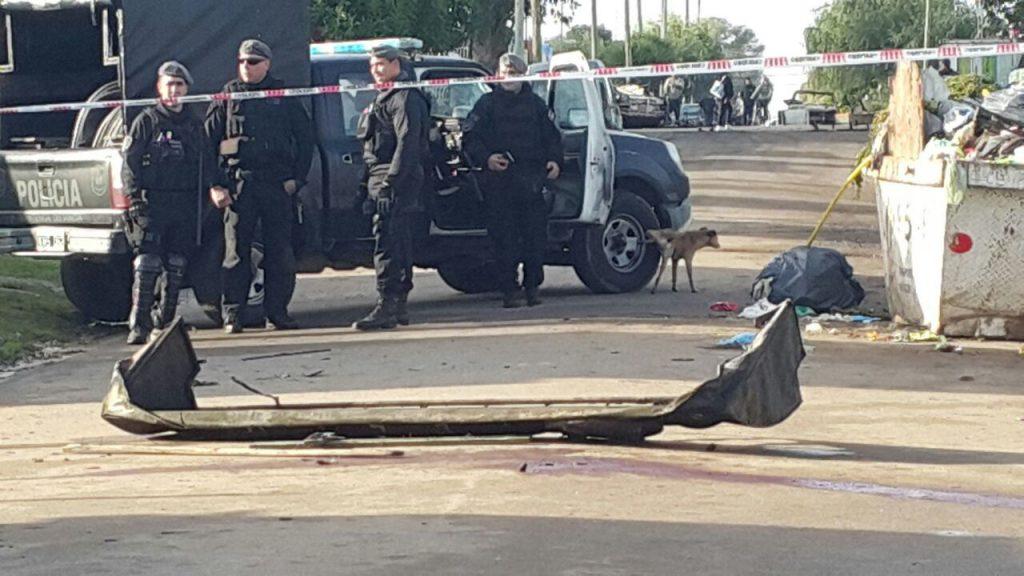 Tres jóvenes muertos y siete horas de tiroteo en Mar del Plata