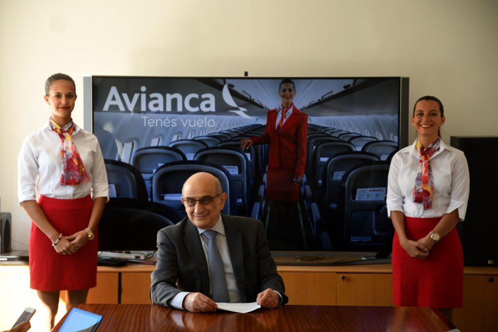 Reconquista: Avianca inaugura sus vuelos con la ruta Buenos Aires