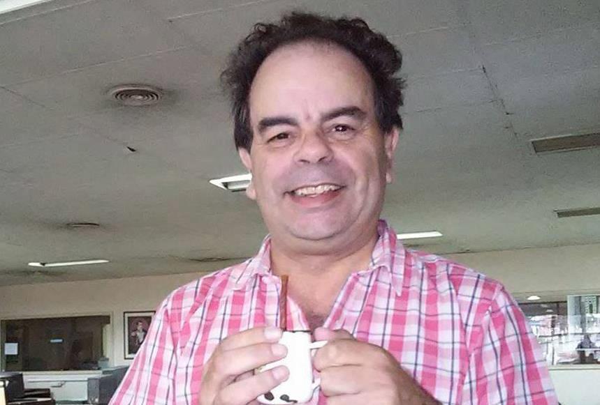 Falleció el periodista Daniel Della Torre - La Capital de Mar del Plata (Comunicado de prensa)