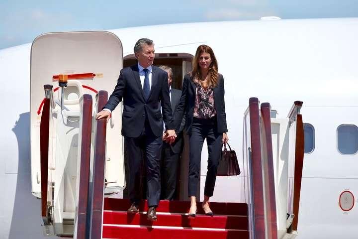 Tevez tuvo un encuentro con Macri en China