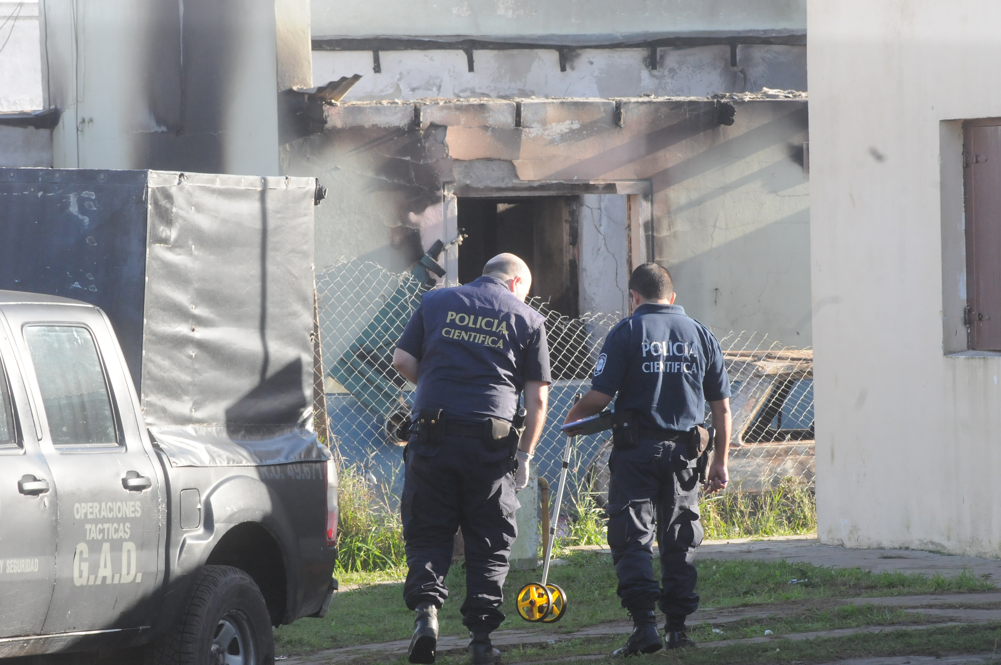 Detuvieron al joven que se había fugado cuando lo trasladaba la Policía