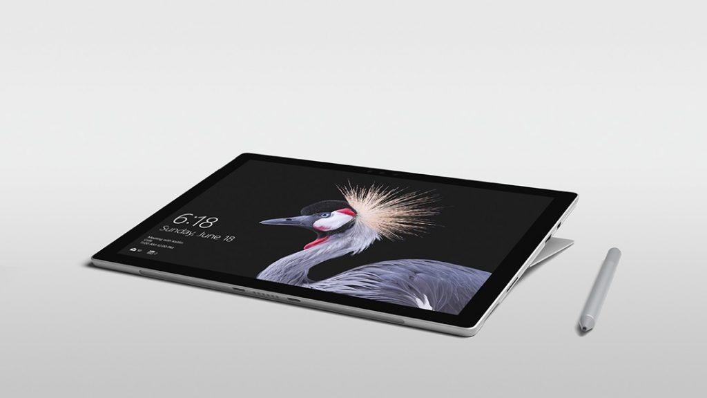 Microsoft presenta la Surface Pro con nuevos procesadores y teclados