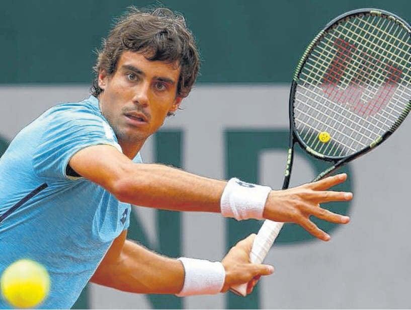 Guido Pella avanza en la clasificación de Roland Garros