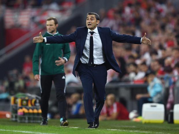 Ernesto Valverde será el nuevo entrenador del Barcelona