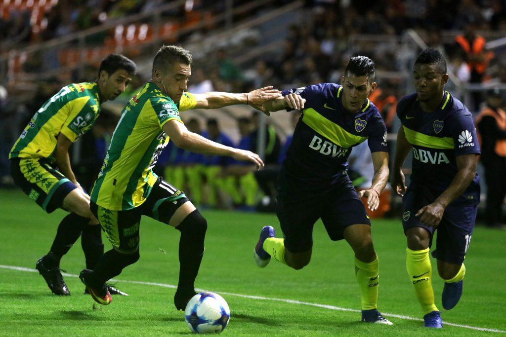 Racing-Aldosivi, Primera División: horario, TV y formaciones