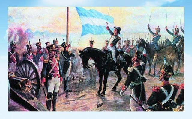 Unos 800 chicos prometieron lealtad a la bandera en Salta