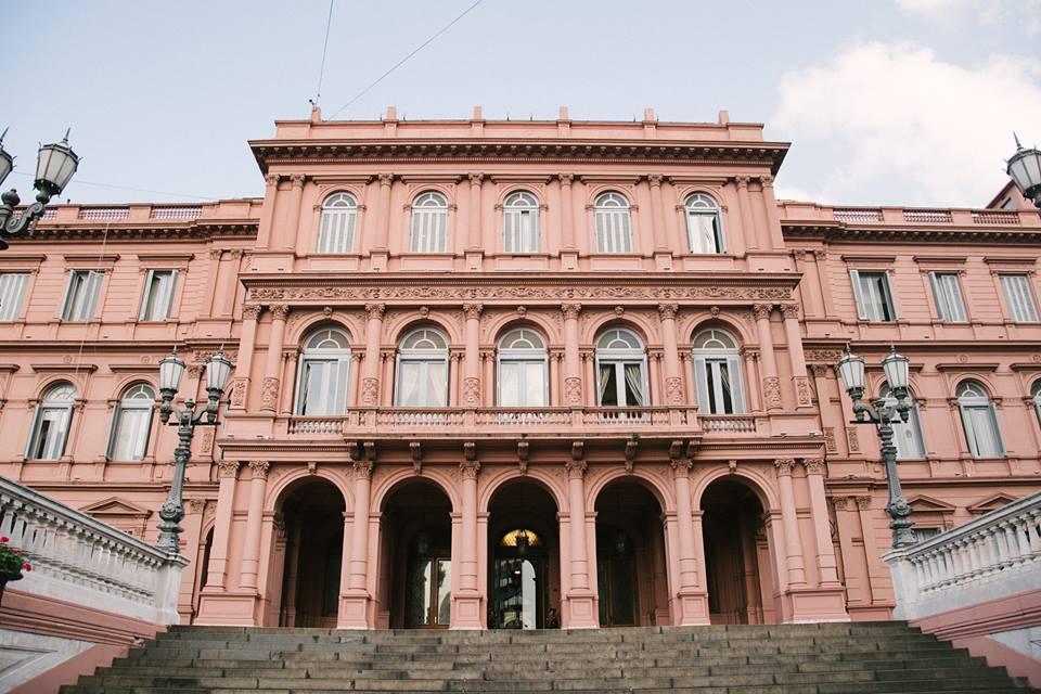 La Casa Rosada ya puede recorrerse en 3D con Street View