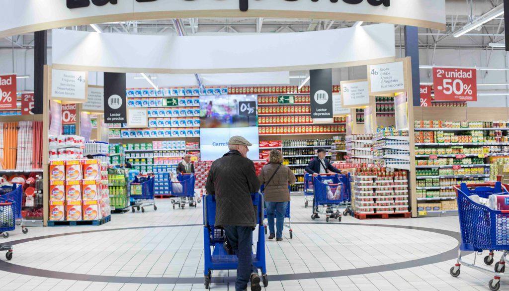 Con muchas dudas, hoy comienza el descuento de 50% en supermercados