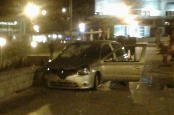 Manejaba ebrio y atropelló a 9 jóvenes en Mar del Plata