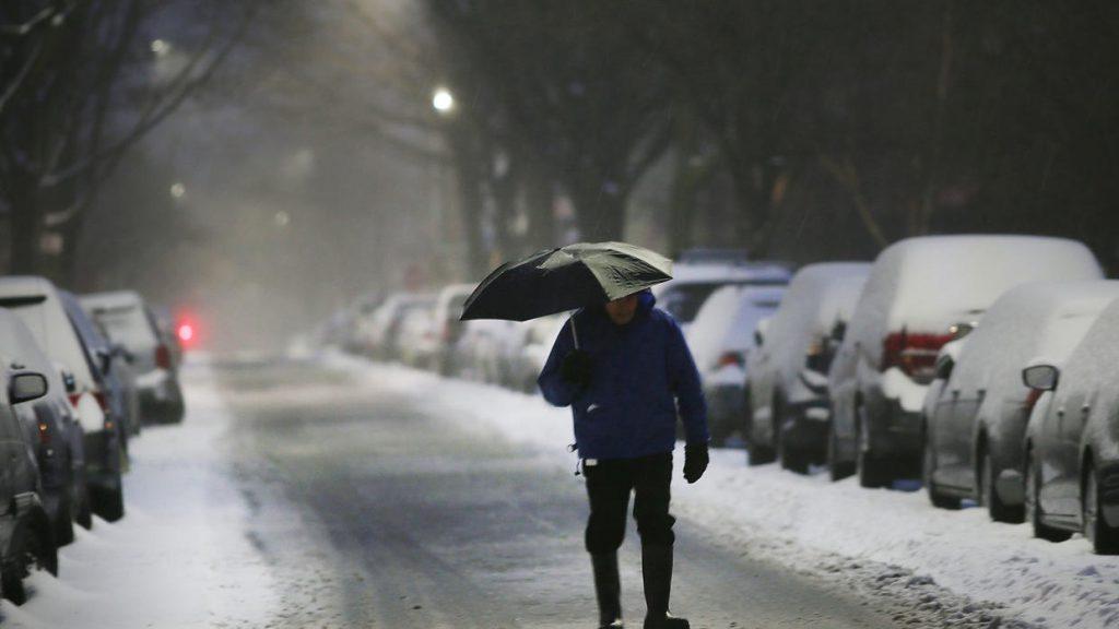 Se viene tormenta invernal más grande en la historia Arg.