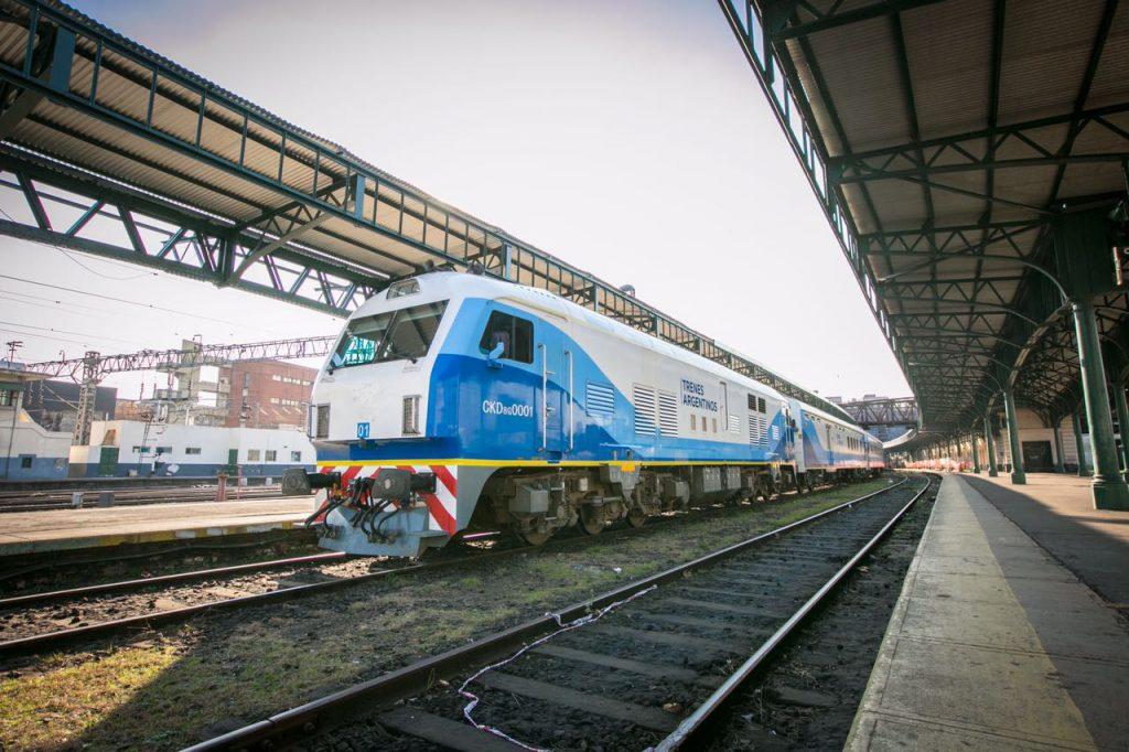 Vuelve a funcionar el tren Buenos Aires-Mar del Plata