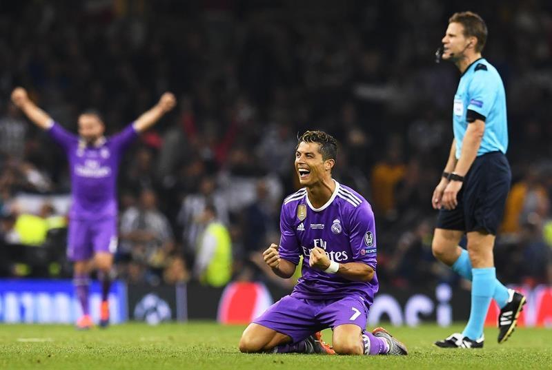 Real campeón: aplastó a Juventus y levantó la Champions número doce