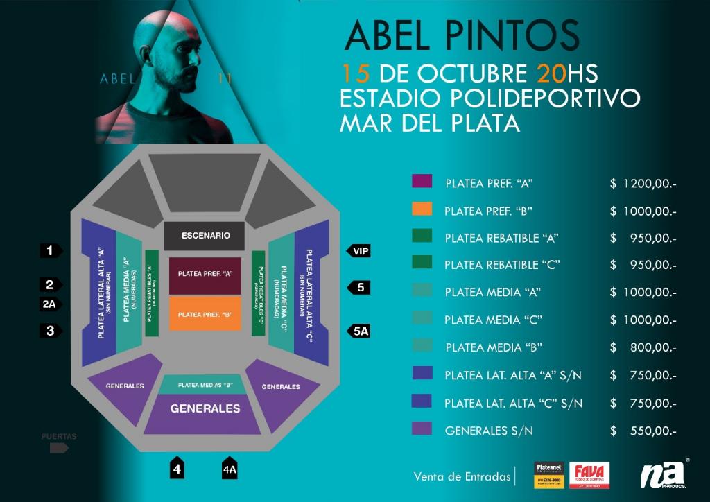 Abel Pintos_Mapa de venta