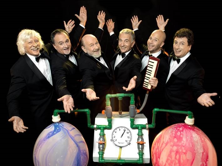 Les luthiers regresan a mar del plata diario la capital for Les luthiers