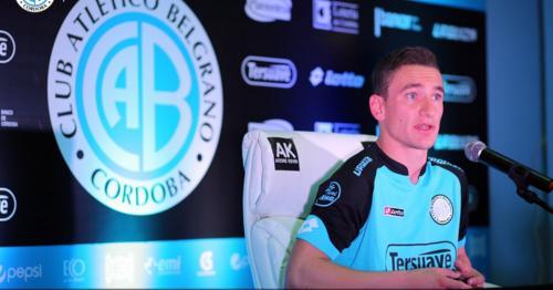 Refuerzos: Neri Bandiera es la segunda cara nueva en Belgrano