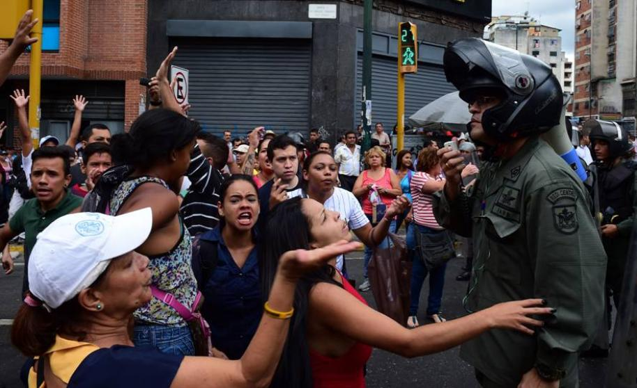 Estados Unidos sancionó a 13 altos funcionarios del Gobierno de Venezuela