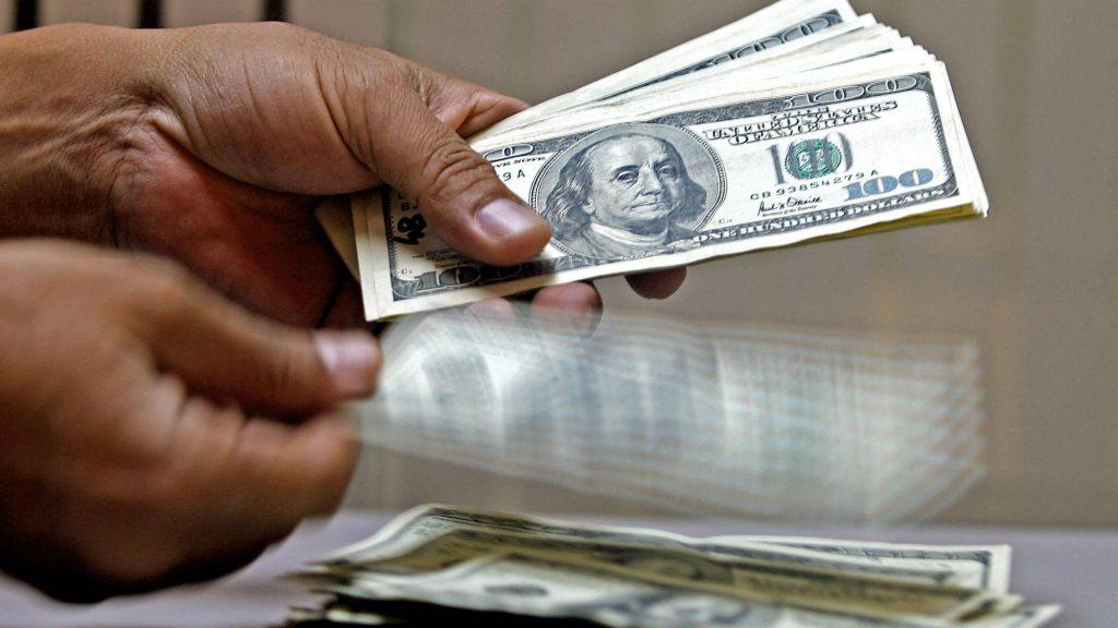 Tras una fuerte baja, el dólar volvió a subir