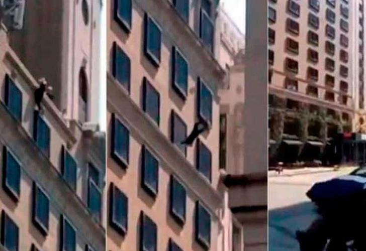 Mujer salta a su muerte desde un hotel en NY