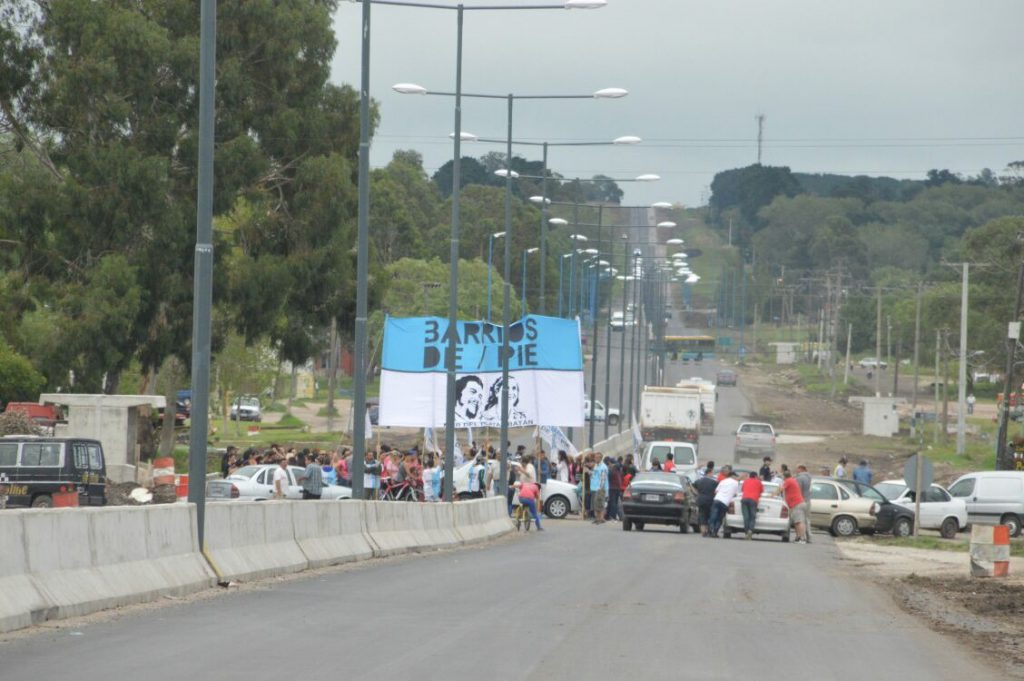 En el Día de San Cayetano marcharon por pan, tierra y trabajo