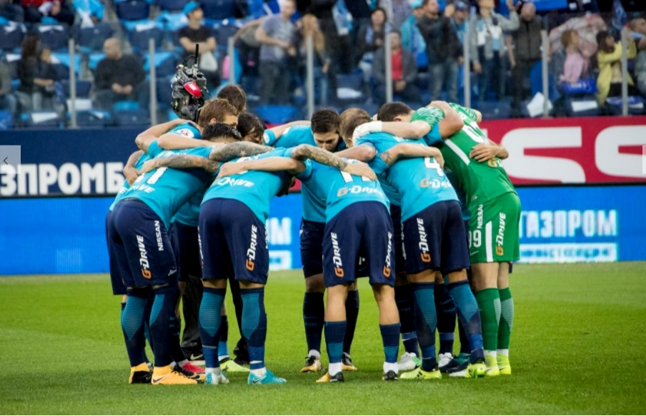 Otro argentino que cazó el Zenit — Kranevitter