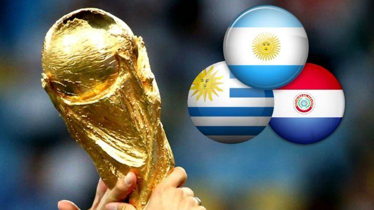 Uruguay y Argentina aburrieron a todos
