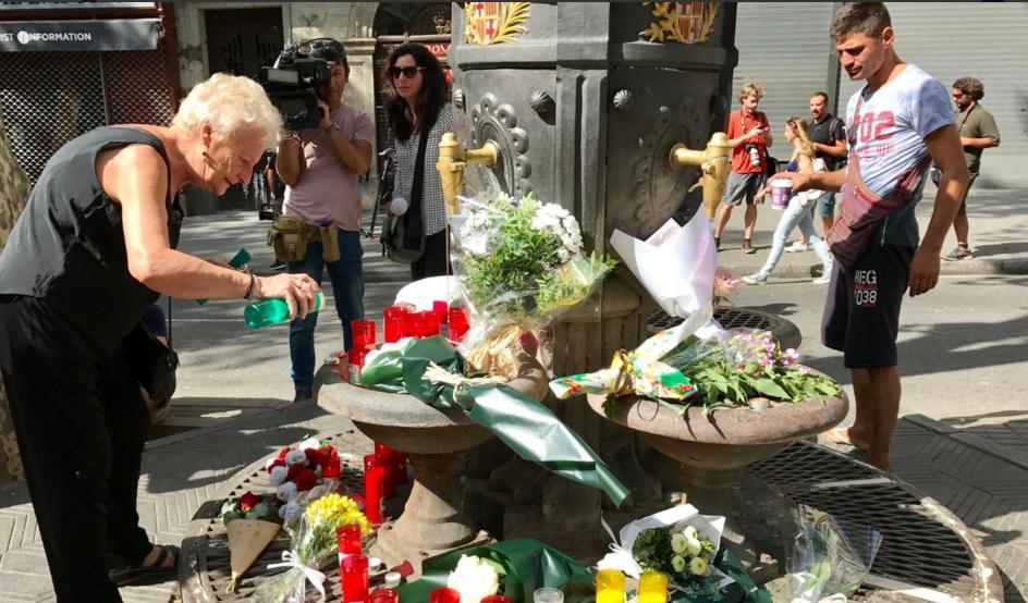 Entre las víctimas hay una italiana que vivía en Argentina — Barcelona