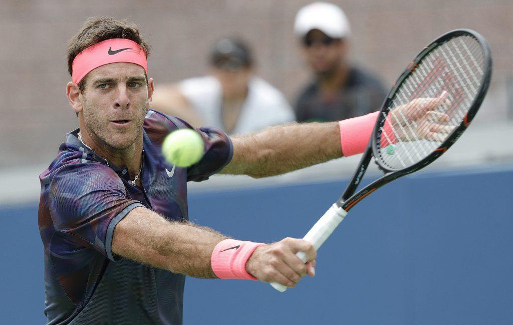 Del Potro, Mayer y Pella debutaron con triunfos — US Open