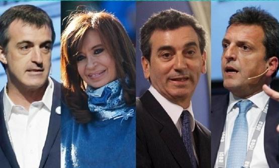 Cristina Kirchner llamó a votar para
