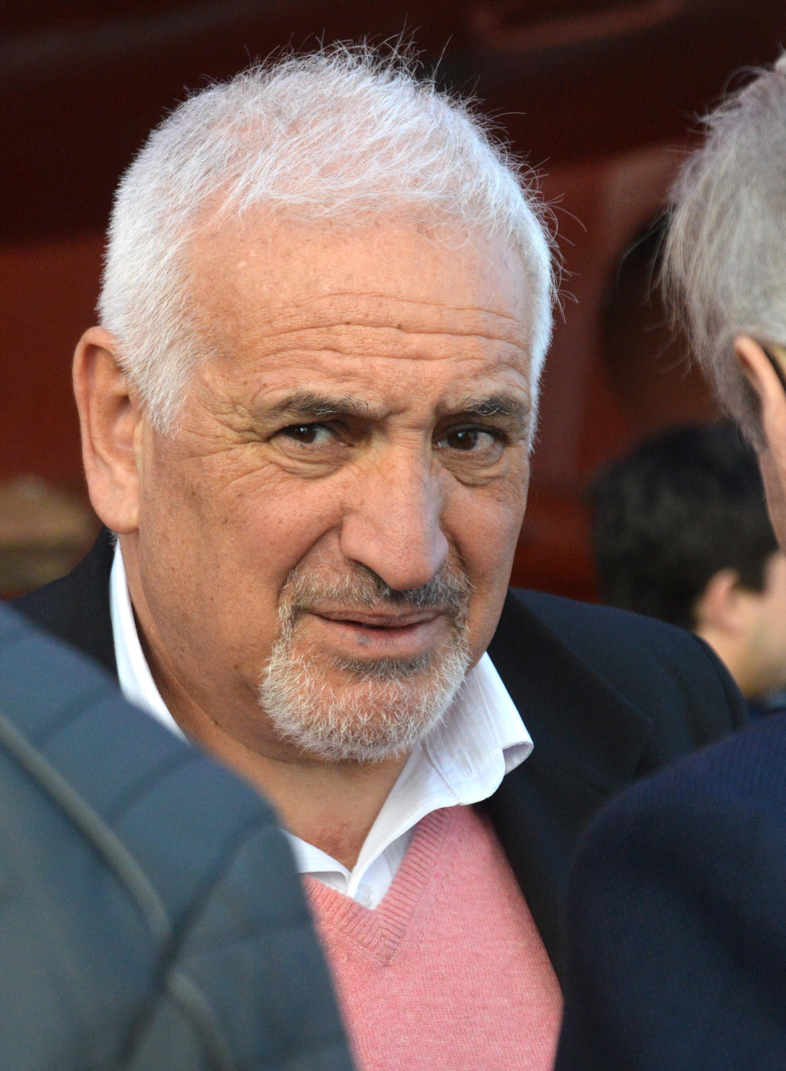 Ricardo De Rosa, secretario de Desarrollo Productivo de la comuna.