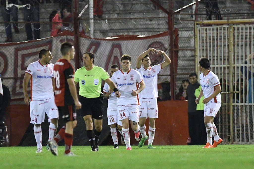 Huracán le ganó 1-0 a Newell's